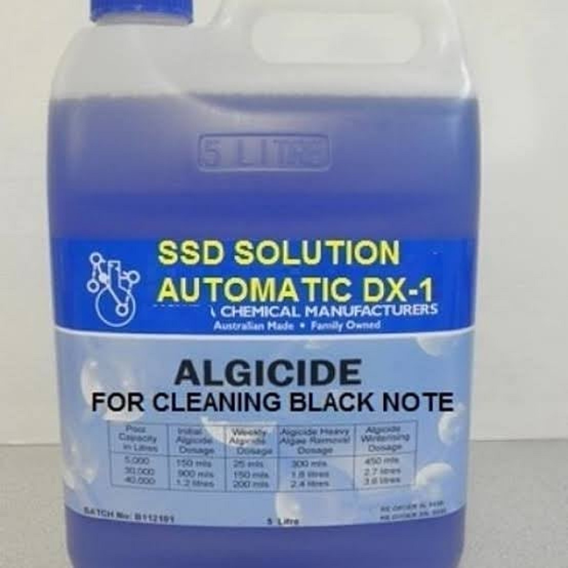 BUY SSD CHEMICAL SOLUTION ONLINE